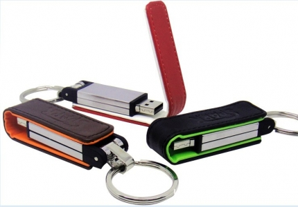 Exclusive Leather USB Flash Drive