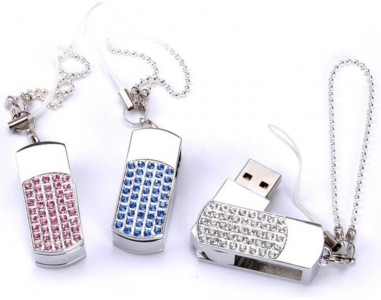 Jewelry / Crystal USB Flash Drive