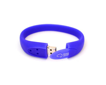 Wrist Band USB Flash Drives